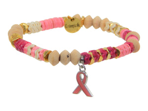 Breast Cancer Awareness Bracelet - Erimish