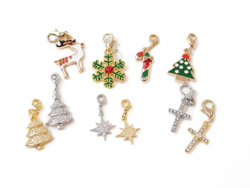 Charming Collection Holiday Charms - Erimish