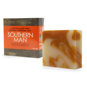 Southern Man Natural Soap