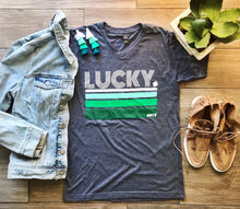 Lucky Stripes Tee