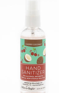 Cherry Coconut Hand Sanitizer