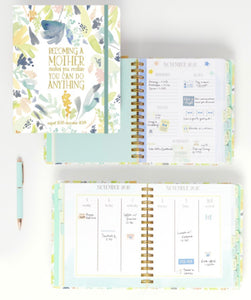Busy Mom Dated Planner - Do Anything (August 2018 - December 2019)