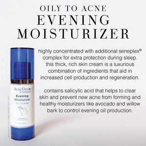 SeneDerm Evening Moisturizer