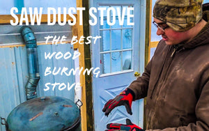 Is a Saw Dust wood stove the best stove for our Greenhouse?