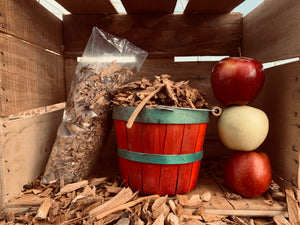 Gardener's Apple Wood Chip