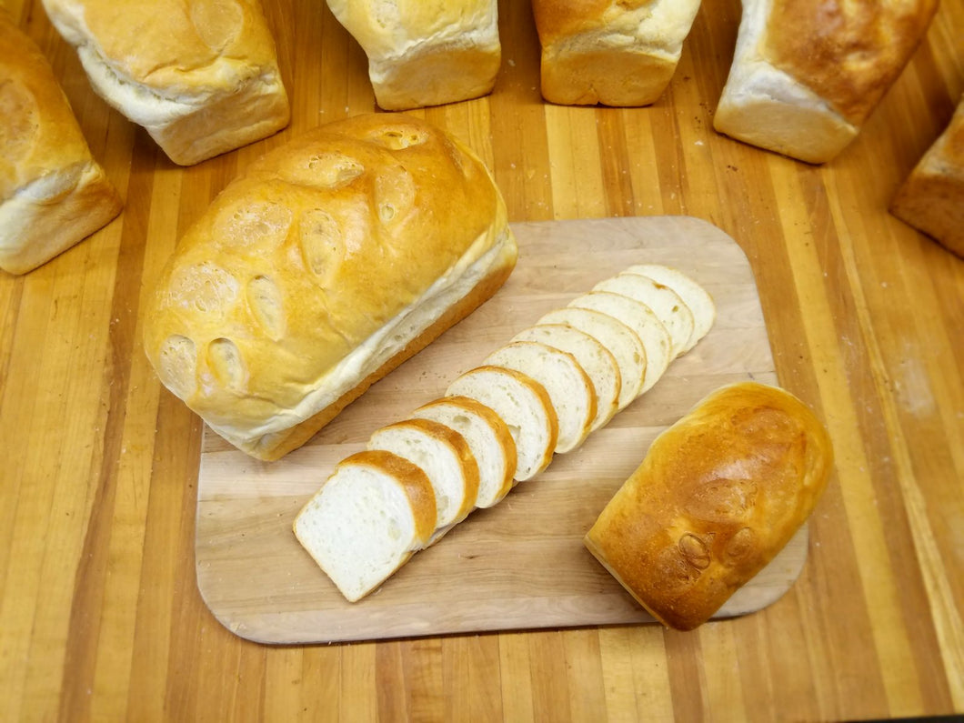 Gardener's Homemade White Bread