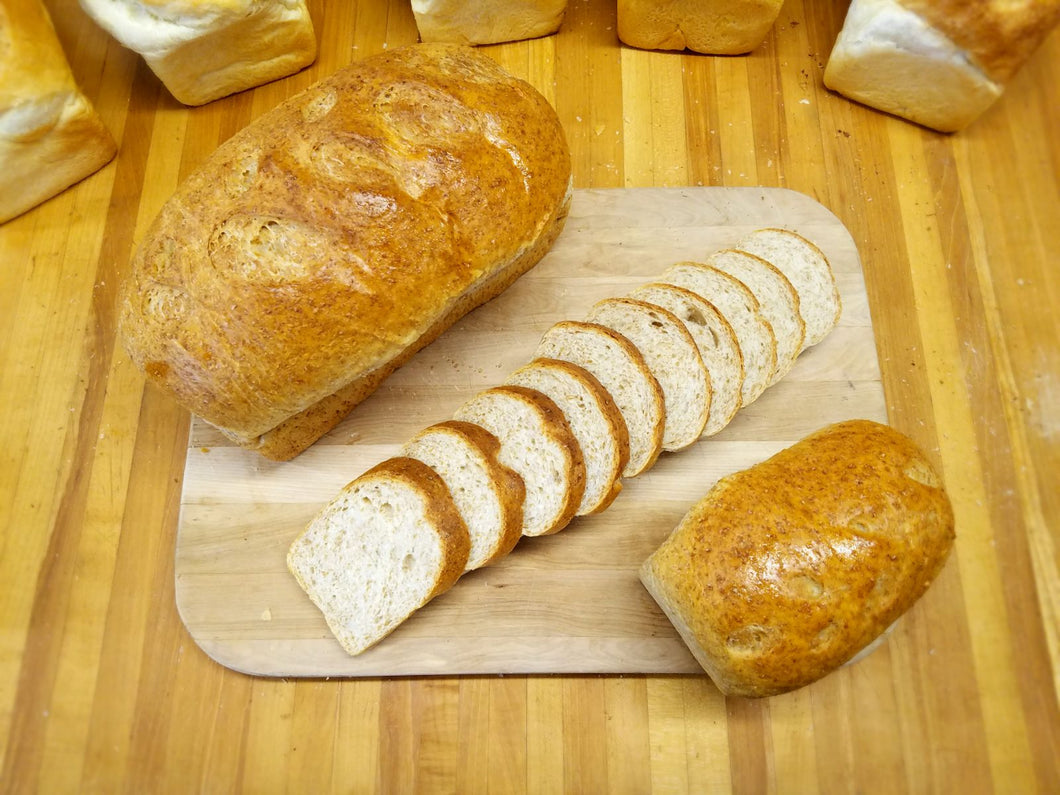 Gardener's Homemade Wheat Bread