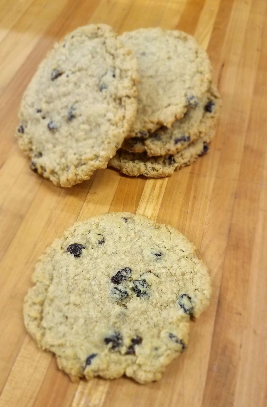 Homemade Gourmet Oatmeal Raisin Cookie - 6 Pack