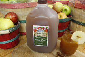 1 Gallon Apple Cider