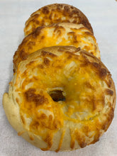 3 Cheese Bagel - 4 Pack