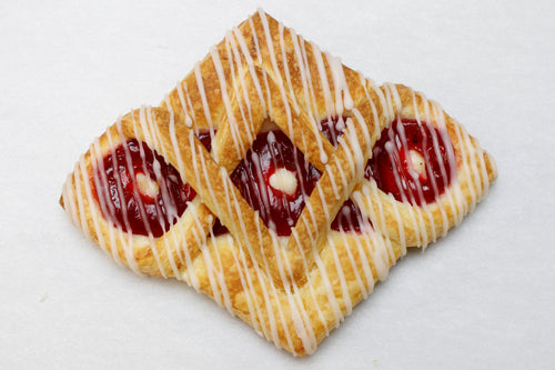 Rasberry & Cream Danish