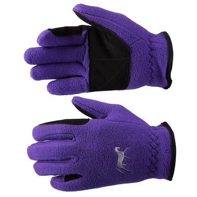 Horze Kids Fleece Gloves SEASONAL