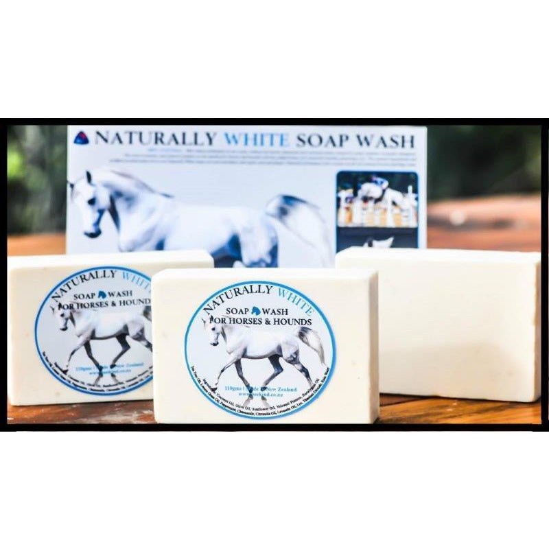 Naturally White Soap Bar