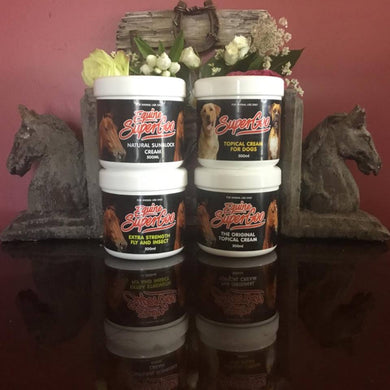 Equine Super Goo Extra Strength Repellent