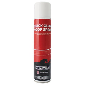 Quick Gloss Hoof Spray