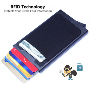 RFID Defender Pop Up Wallet