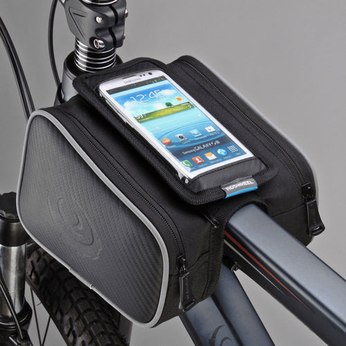 Cycling DoubleBag™ - Cellphone Touch Screen Bike Bag