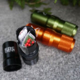 EDC Gear Waterproof Canister (with Survival Kit Included)