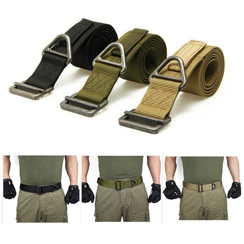 3- PACK Nylon Tactical Belt