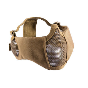 Airsoft ProMask™ 3.0 - Tactical Foldable Mesh Mask