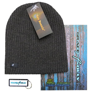 Daily Beanie - Charcoal