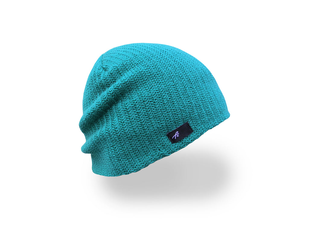 Daily Beanie - Turquoise