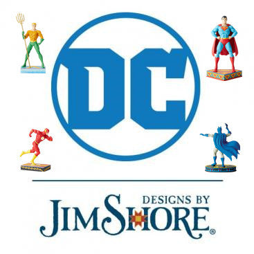 DC Comics by Jim Shore
