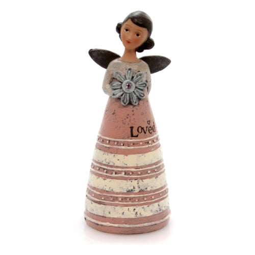 Kelly Rae Roberts - June Birthday Wish Angel Figure