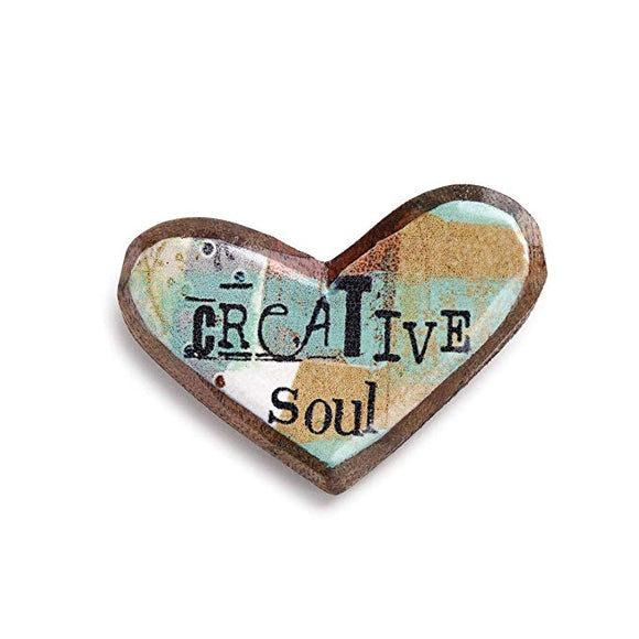 Kelly Rae Roberts Pin - Creative Soul