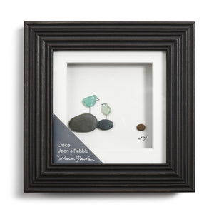 The Sharon Nowlan Collection - Once Upon a Pebble Wall Art