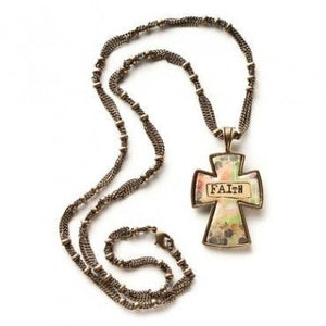 Kelly Rae Roberts Accessories - NECKLACE FAITH