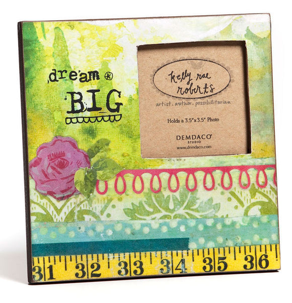 Kelly Rae Roberts Photo Frame - Dream Big