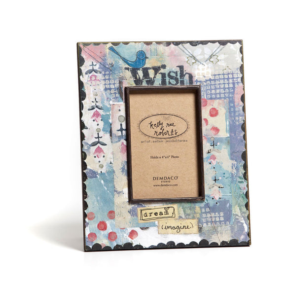 Kelly Rae Roberts Photo Frame - Wish