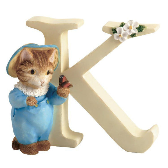 Beatrix Potter Alphabet Letter K – Tom Kitten