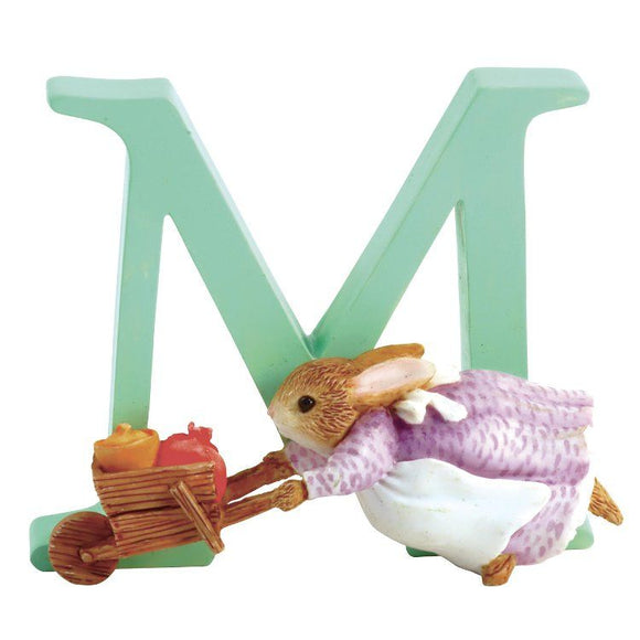 Beatrix Potter Alphabet Letter M – Cecily Parsley
