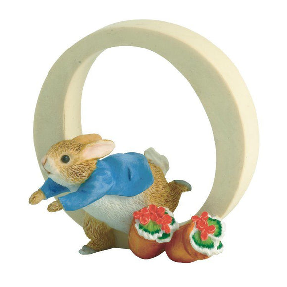 Beatrix Potter Alphabet Letter O – Peter Rabbit