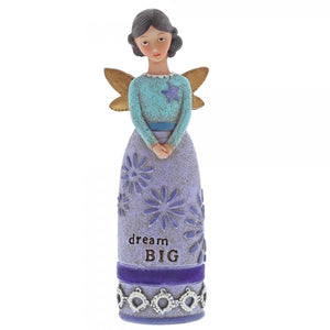 Kelly Rae Roberts - Dream Big Winged Inspiration Angel Figure