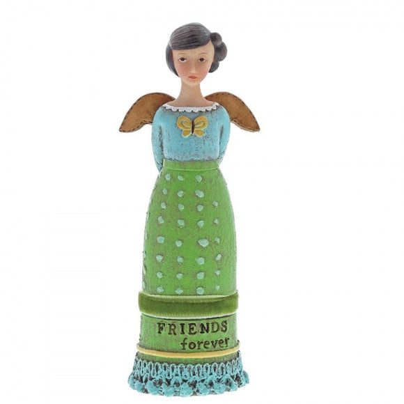 Kelly Rae Roberts - Friends Forever Winged Inspiration Angel Figure