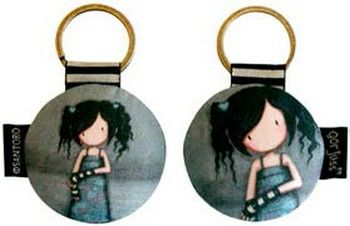 GORJUSS - Lost For Words Key Ring