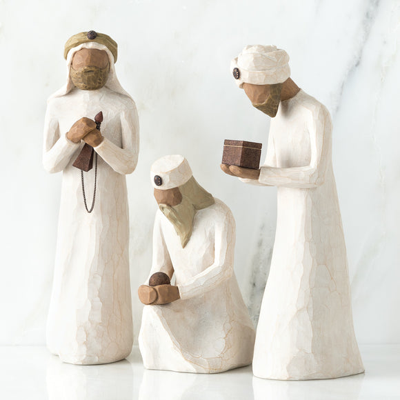 Willow Tree The Three Wisemen - 26027