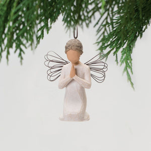 Willow Tree - Angel of Prayer Ornament - 26044