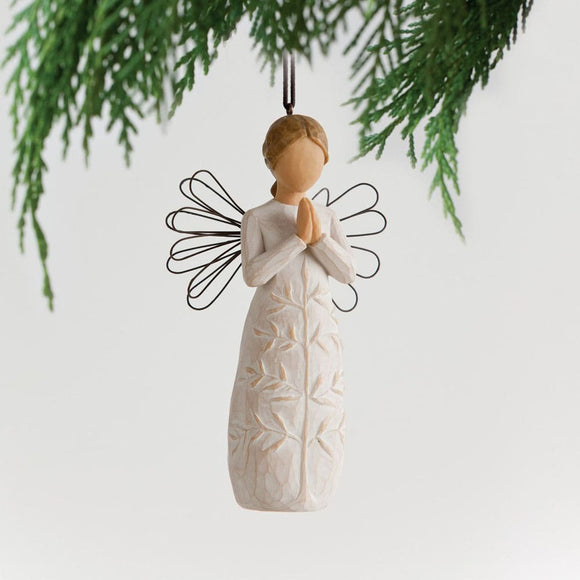 Willow Tree - A Tree, A Prayer Ornament - 26191