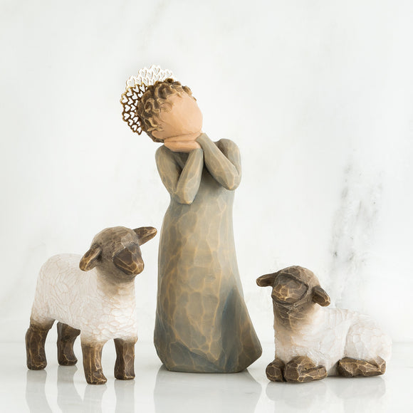 Willow Tree Little Shepherdess - 26442