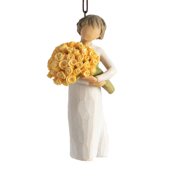 Willow Tree - Good Cheer! Ornament - 27912