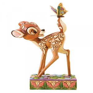 "Disney Traditions - 12cm/4.7"" Bambi, Wonder of Spring"