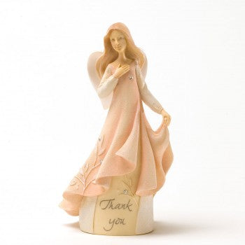Foundations Mini Thank You Figurine