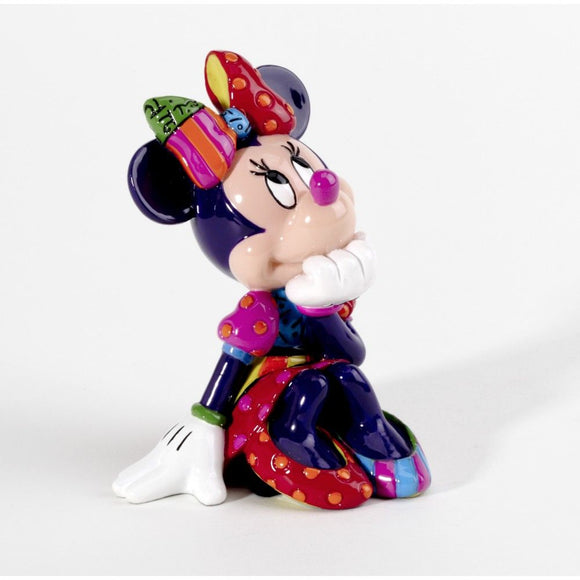 Britto Disney - Mini Figurine Minnie Mouse