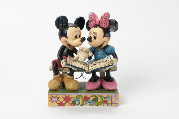 Disney Traditions - Mickey & Minnie 85th Anniversary