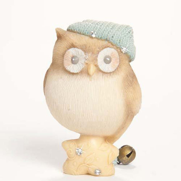 Foundations - Mini Hoot Owl with Star