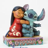 Disney Traditions - Lilo & Stitch (H12.4 cm)